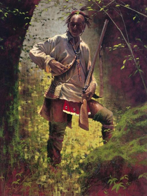 Battle Ready by Doug Hall | Giclées