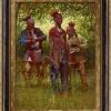 Shawnee Red by Doug Hall | Giclée