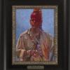 Shawnee Warrior 9x12 Framed