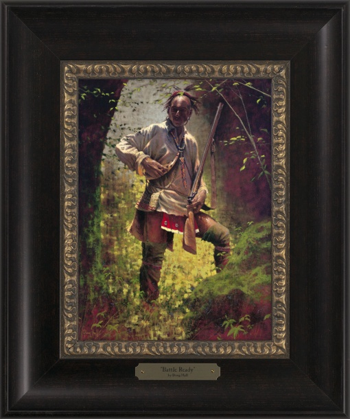 Battle Ready 1023 - 9x12 Frame