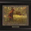 Curious Observer 1023 - 9x12 Frame