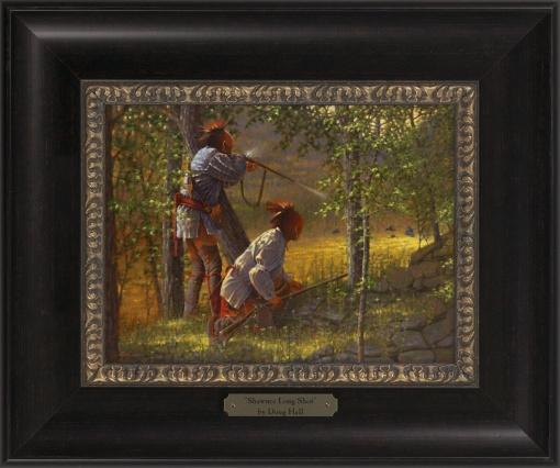 Shawnee Long Shot 1023 - 9x12 Frame