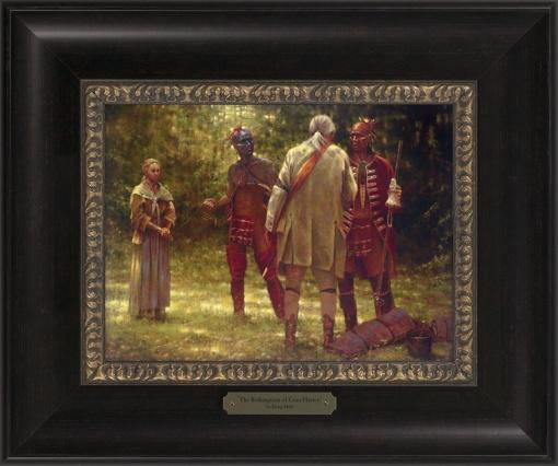 The Redemption of Cora Hastey 1023 - 9x12 Frame