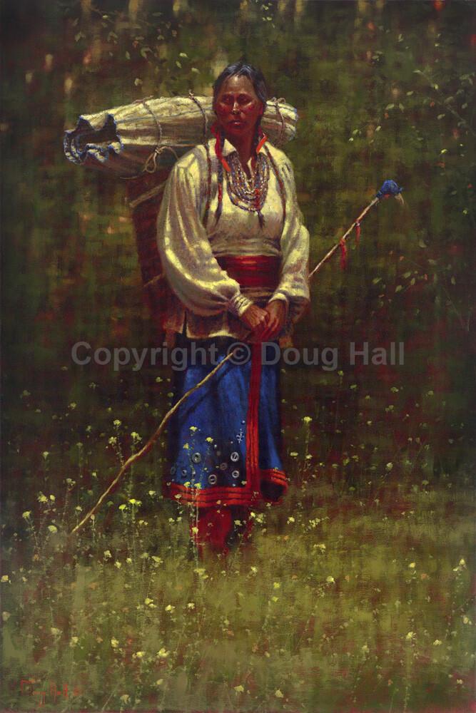 Favorite Mat by Doug Hall 053 36x24