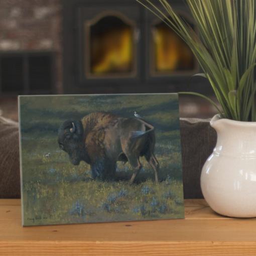 Buffalo by Doug Hall - 067 Tile