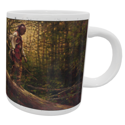 One Step at a Time 11oz Mug front
