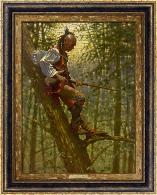Treetop Advantage by Doug Hall | Giclée