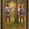 The Painted Tree by Doug Hall | Giclée